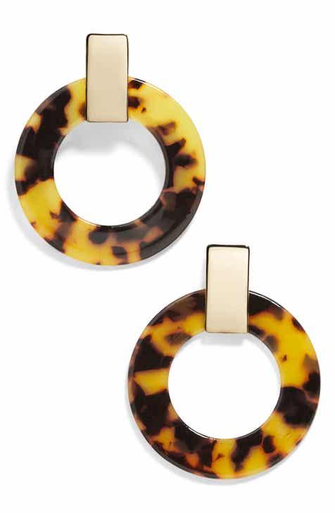 BaubleBar Marisela Hoop Earrings