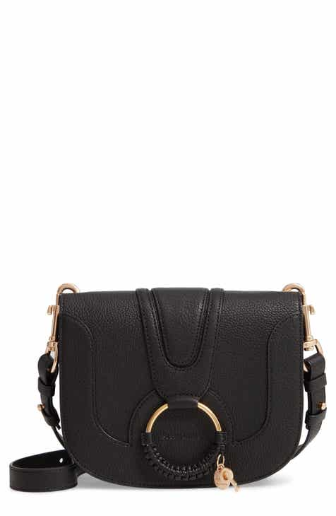 adf4f281bb1c See by Chloé Hana Small Leather Crossbody Bag