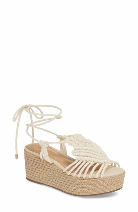 081a2d4912a Schutz Delfila Espadrille Platform Sandal (Women)