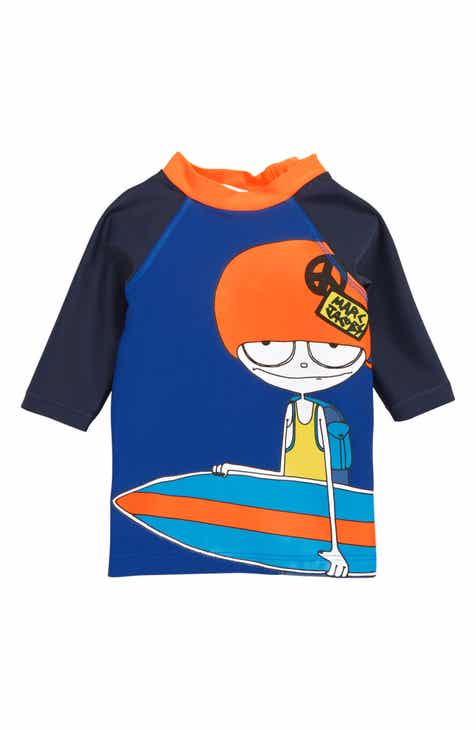 bdefc2ed5290 LITTLE MARC JACOBS Mr. Marc Rashguard (Baby)