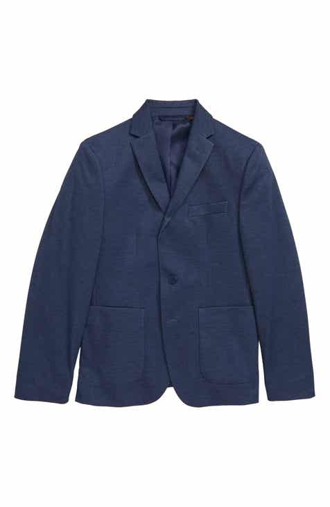 59179873c47d6 Michael Kors Double Face Knit Sport Coat (Big Boys)