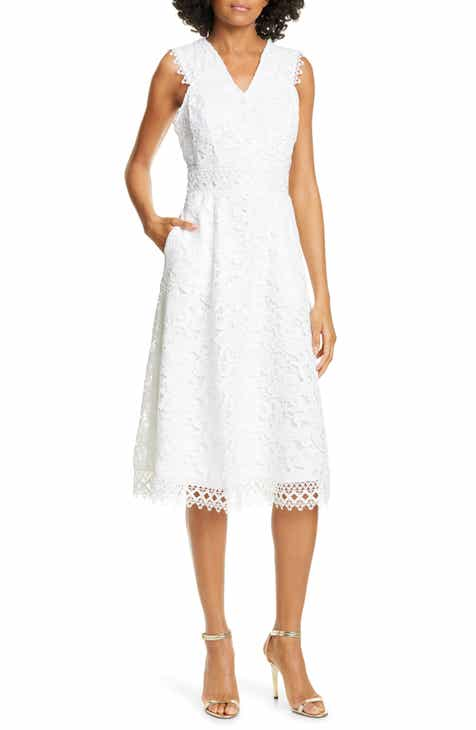 091531b615 Ted Baker London Questy Sleeveless Lace Midi Dress