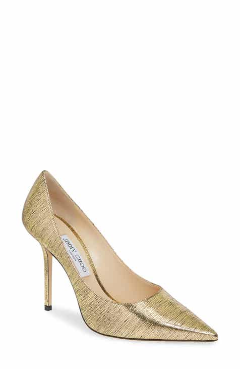 51e03e0e9da Jimmy Choo Love Pointy Toe Pump (Women)