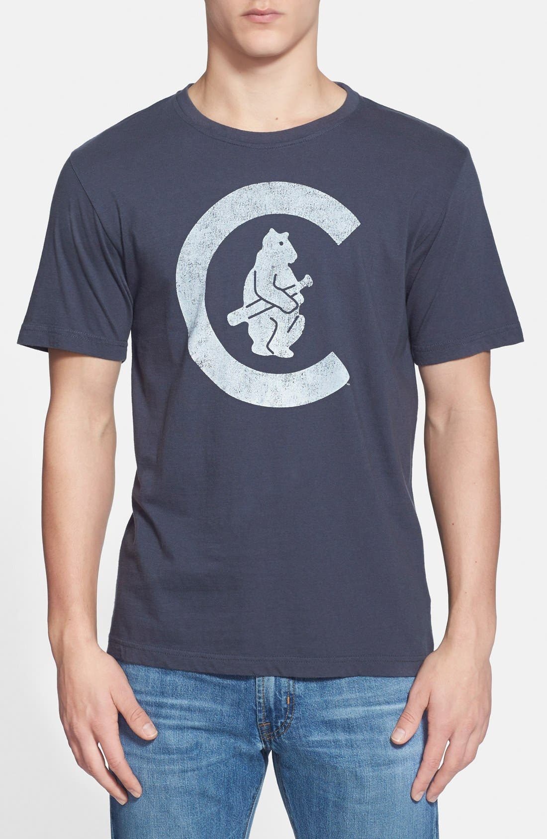 Red Jacket 'Chicago Cubs - Brass Tacks' T-Shirt