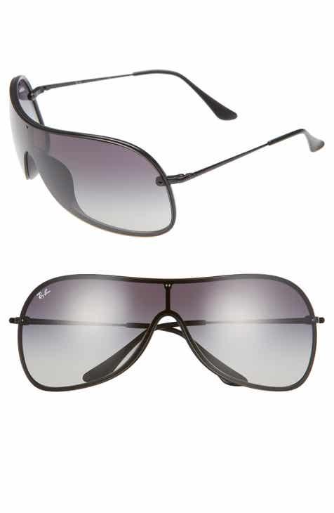 3707ee7e2ddd10 Ray-Ban 160mm Gradient Shield Sunglasses