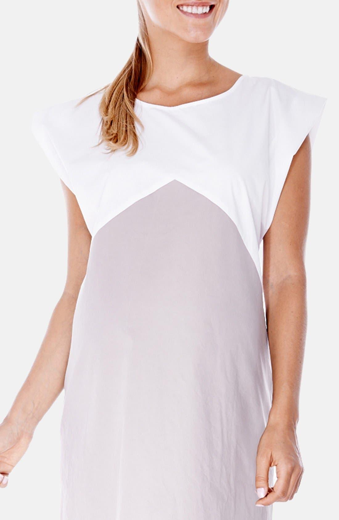 Alternate Image 4  - Imanimo 'Kate' Maternity Dress