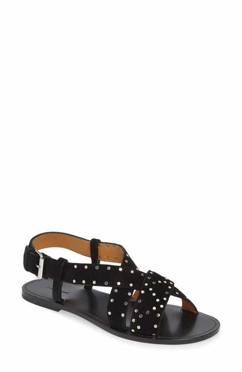 36fe3d17df3 Isabel Marant Jano Studded Strappy Sandal (Women)