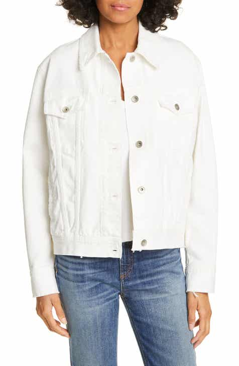 rag & bone Oversize Denim Jacket by RAG AND BONE