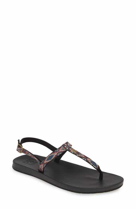 39270db68 Reef Cushion Bounce Slim T Sandal (Women)