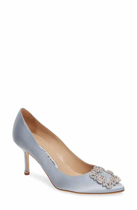 c34744b4dc5 Manolo Blahnik  Hangisi  Pointy Toe Pump (Women)