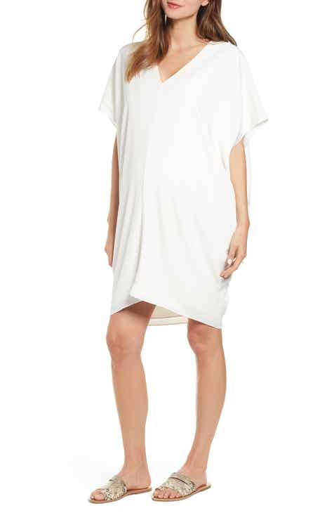 HATCH Slouch Dress (Regular & Petite)