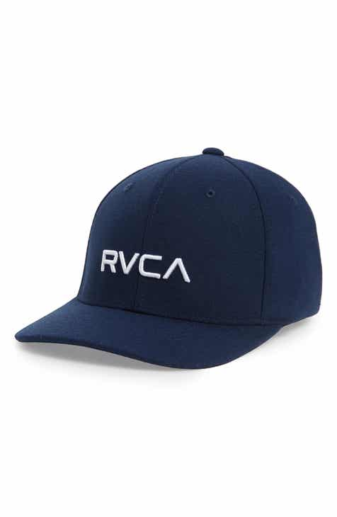 e22a2c6f068 RVCA Flex Fit Baseball Cap
