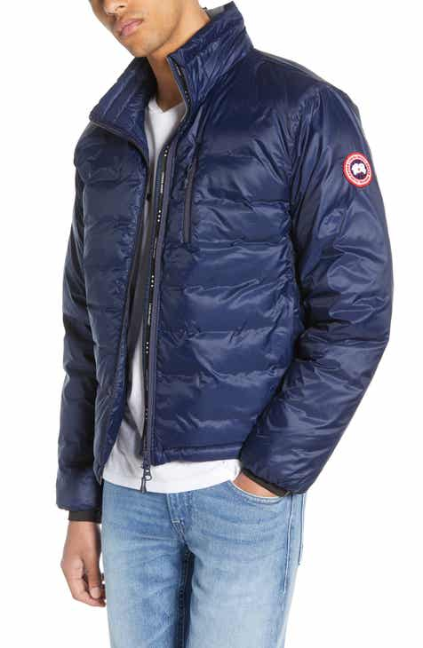 44076d13fdcf Canada Goose Lodge Fusion Fit Packable Windproof 750 Down Fill Jacket