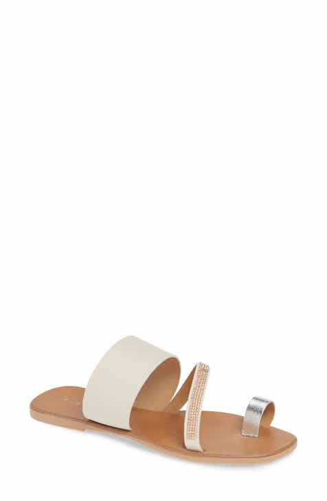67047cfde20 Kurt Geiger London Dawn Slide Sandal (Women)