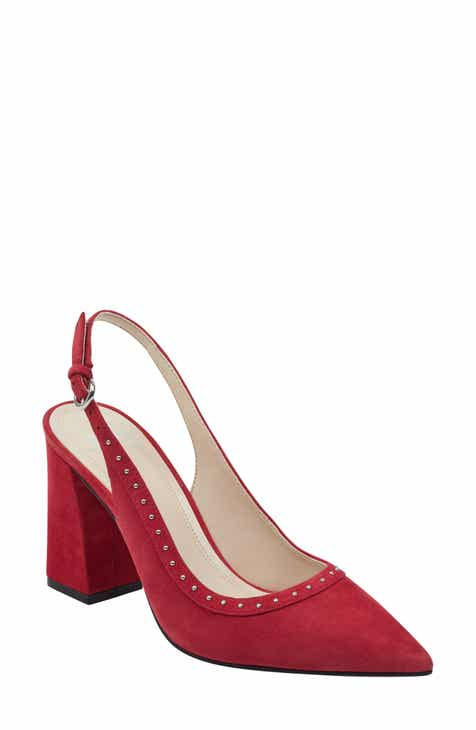 fdbfaa08d5 Marc Fisher LTD Joi Studded Slingback Pump (Women)