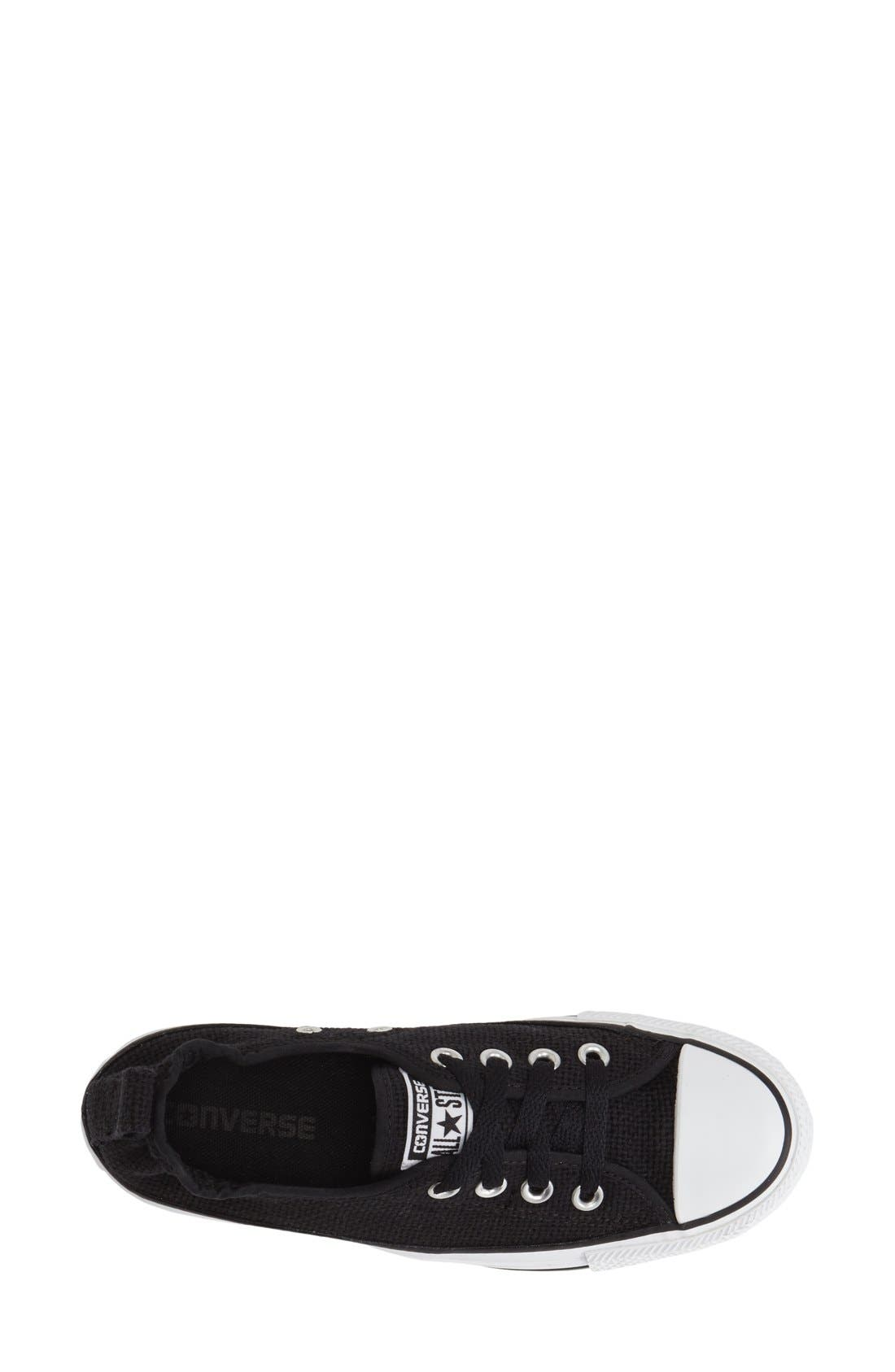 Alternate Image 3  - Converse Chuck Taylor® All Star® 'Open Weave Shoreline' Low Top Sneaker (Women)