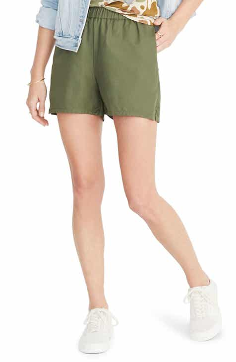67ae4d230ec5 Madewell Pull-On Shorts (Regular & Plus Size)