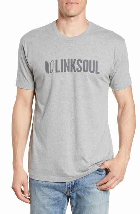 check out 60833 b820c Linksoul Basic Graphic T-Shirt