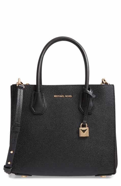 a3168f952a5021 MICHAEL Michael Kors Medium Leather Tote