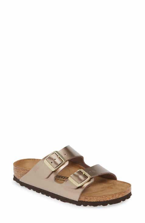 52c8400f9787 Birkenstock Arizona Electric Slide Sandal (Women)