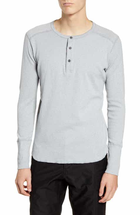 a5db59fc Men's Henley Long Sleeve & T-Shirts | Nordstrom