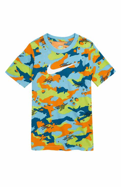 4a321878a Nike Sportswear Camo T-Shirt (Little Boys & Big Boys)