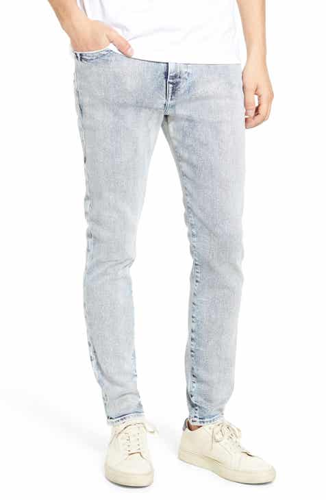 9ccc89f7 True Religion Brand Jeans Rocco Se Manu Core Skinny Fit Jeans (Riptide  Vintage Wash)