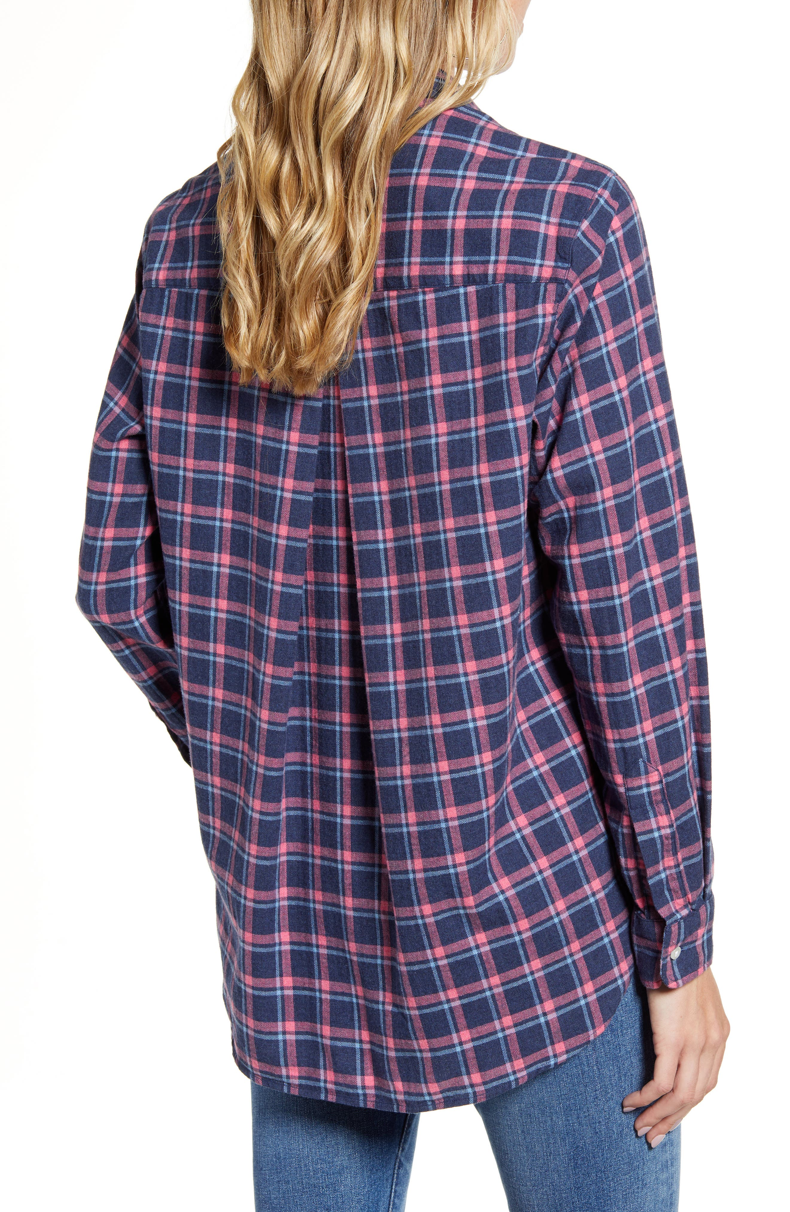 5450675bf6 womens cotton flannel shirt | Nordstrom