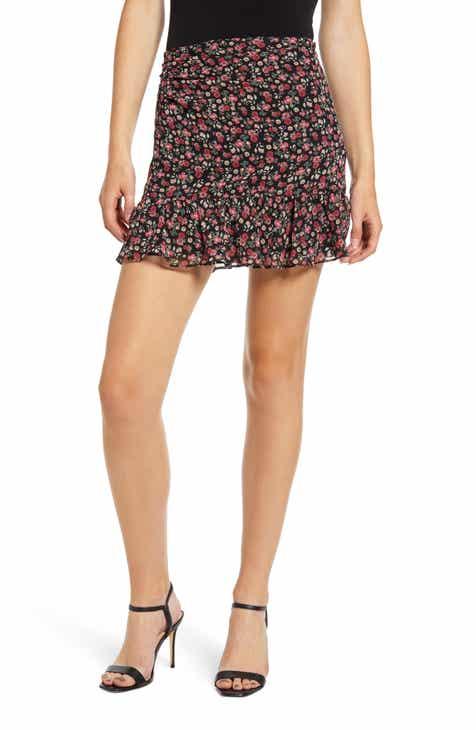 2b3b568e6c Bailey 44 Marilyn Floral Print Skirt