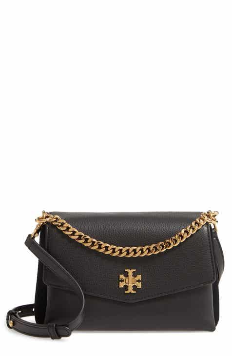 cf8ad6ca00 Tory Burch Kira Mixed Leather Crossbody Bag