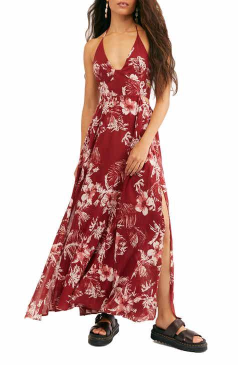 801b8c8b2 Free People Lille Print Maxi Dress