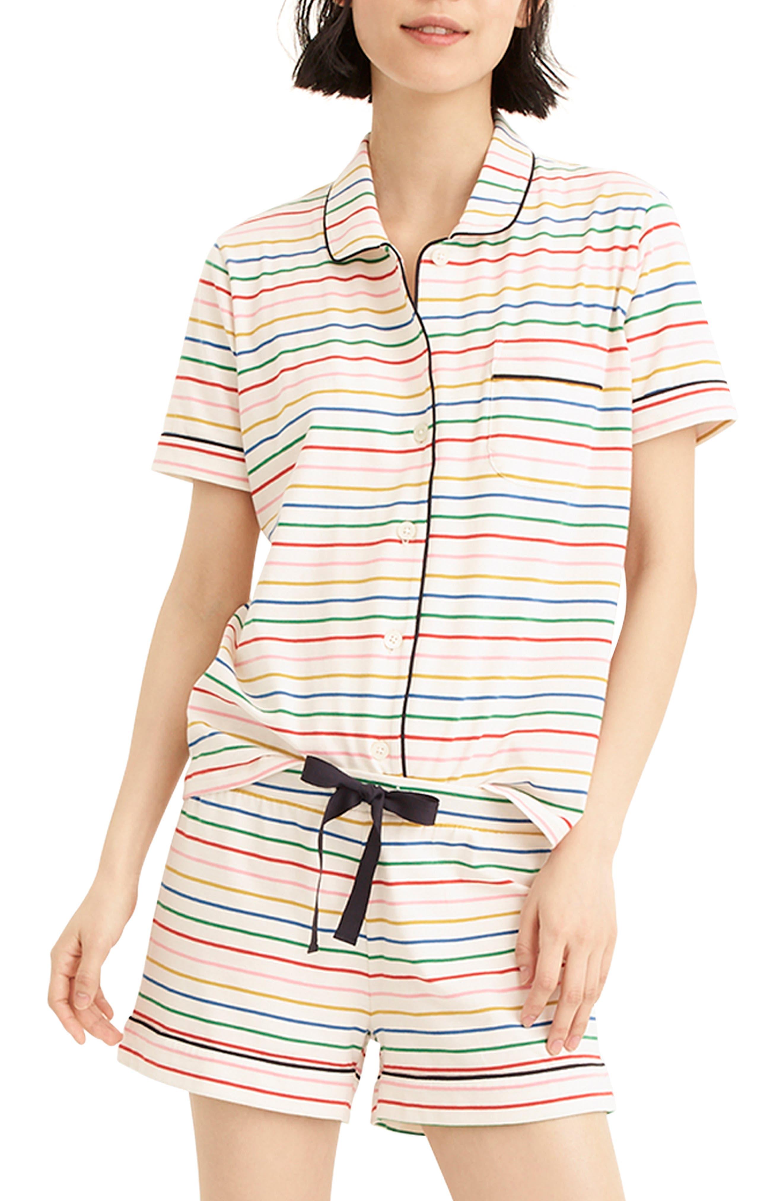 32dc1024 Women's J.Crew Pajama Sets | Nordstrom