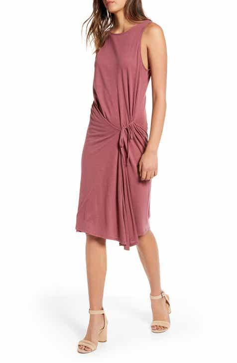 Chelsea28 Asymmetrical Tank Dress