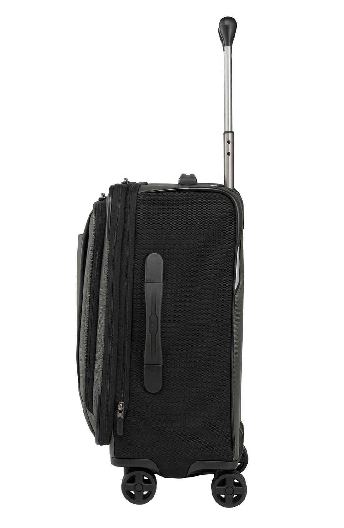 Alternate Image 2  - Victorinox Swiss Army® 'WT 5.0' Dual Caster Wheeled Carry-On (20 Inch)