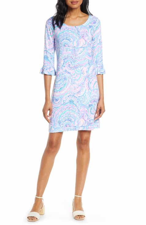 a3ebb71c40e7c4 Lilly Pulitzer® Sophie UPF 50+ Ruffle Shift Dress