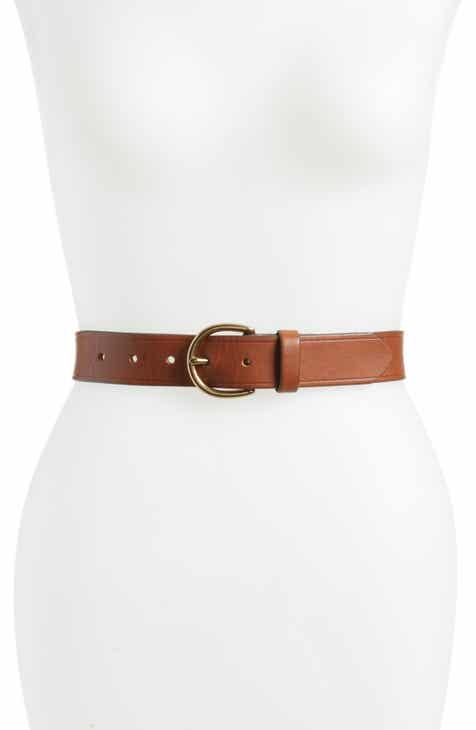 3012fbb9b Madewell Medium Perfect Leather Belt