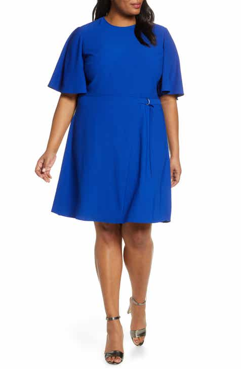 Blue Plus Size Clothing For Women | Nordstrom