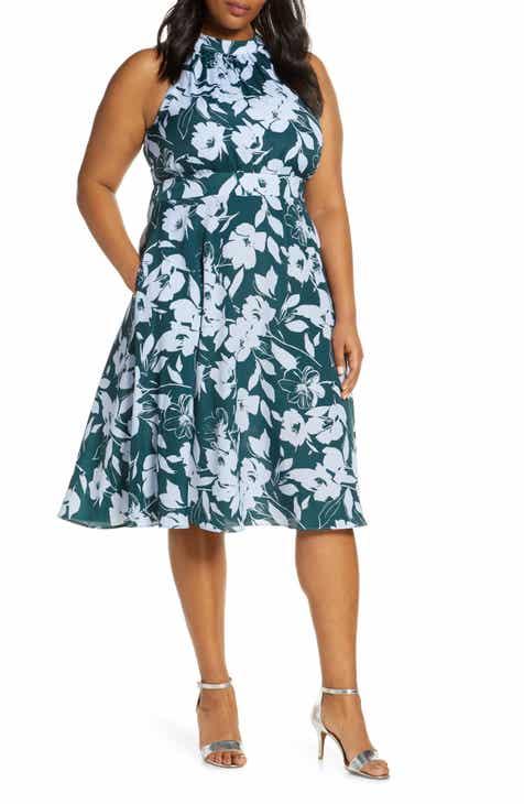 1901 Plus-Size Dresses   Nordstrom
