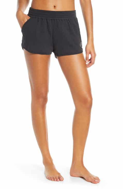 f4327179a9f Free People FP Movement Sting like a Bee Shorts