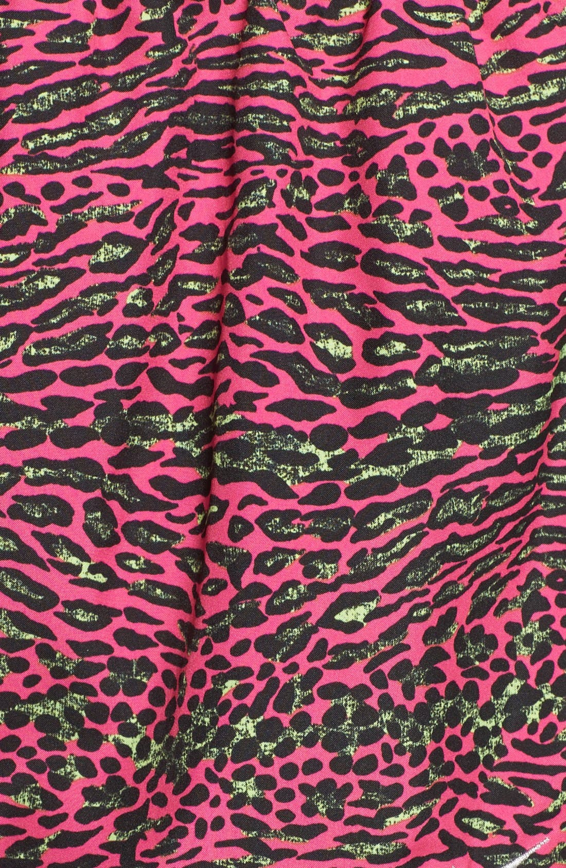 'Venom Tempo' Dri-FIT Shorts,                             Alternate thumbnail 4, color,                             Vivid Pink/ Matte Silver