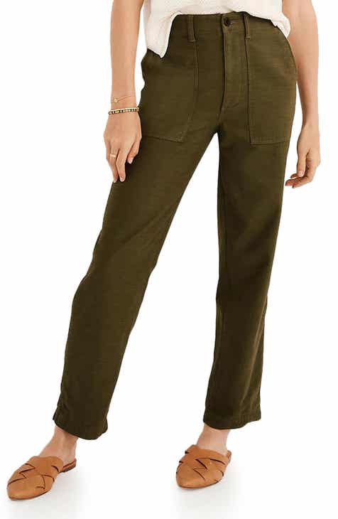 Madewell Griff Fatigue Pants