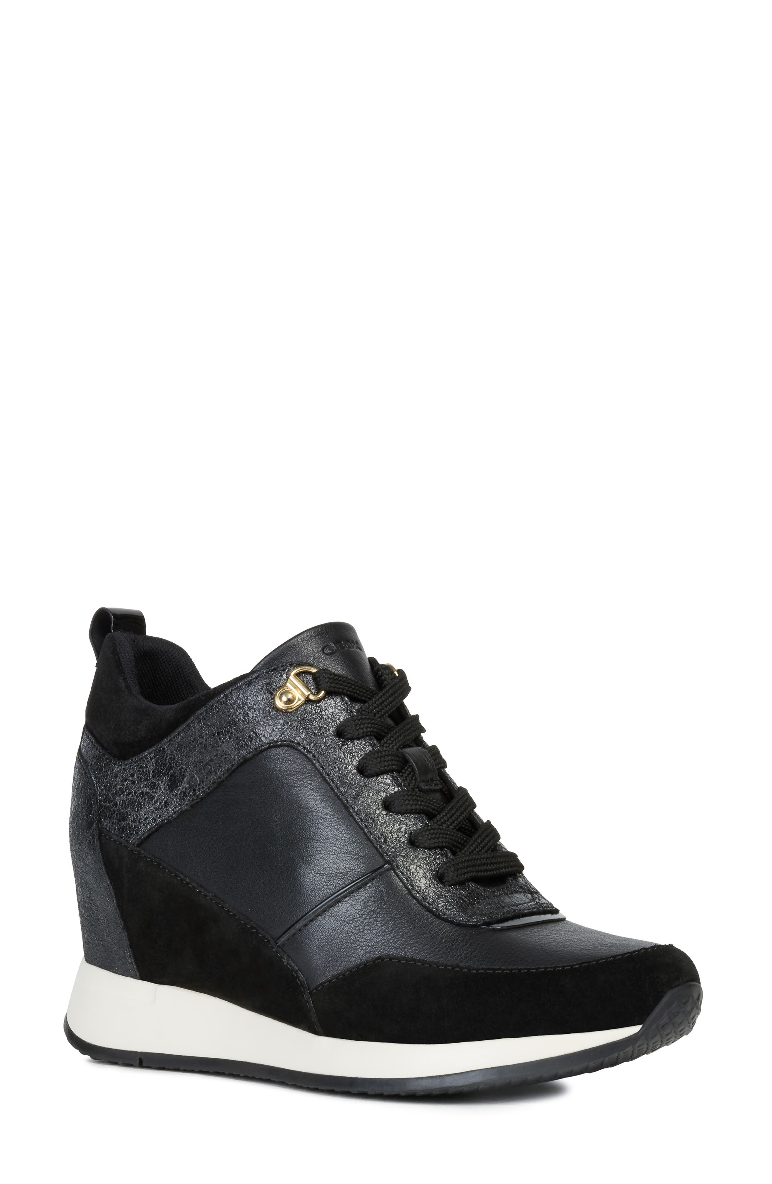 buy geox shoes online USA, Geox myria trainers skin women