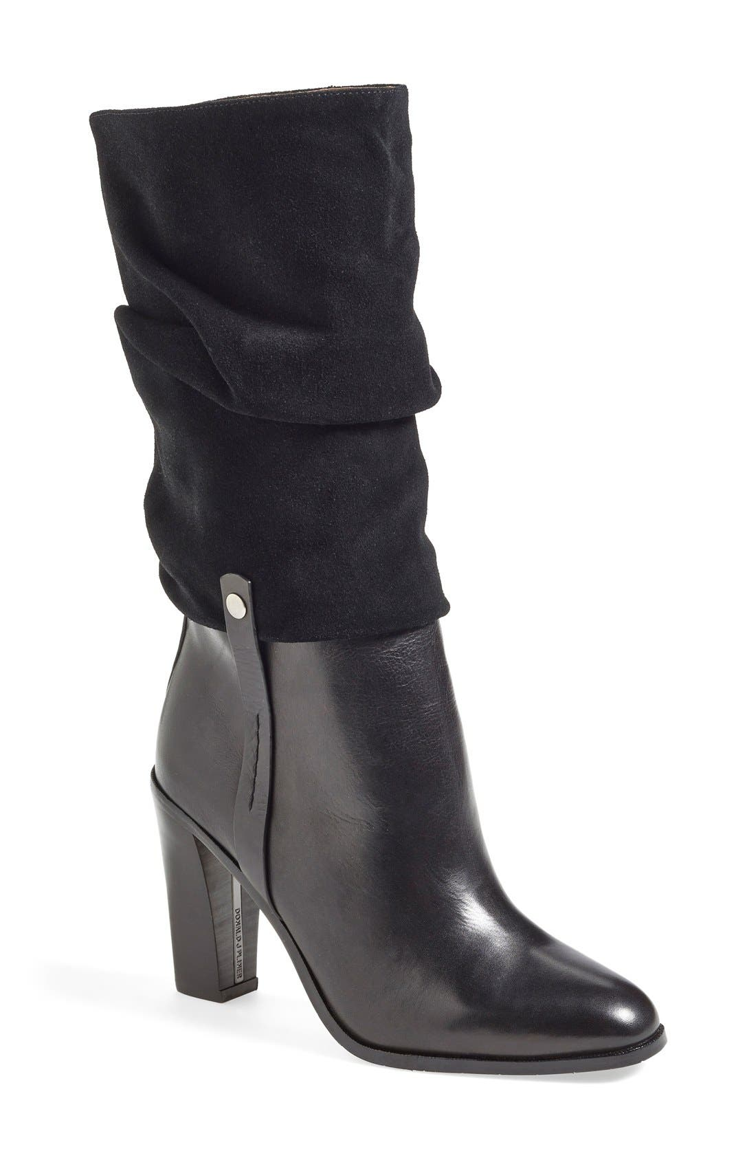 Alternate Image 1 Selected - Donald J Pliner 'Odessa' Slouched Shaft Boot (Women) (Online Only)