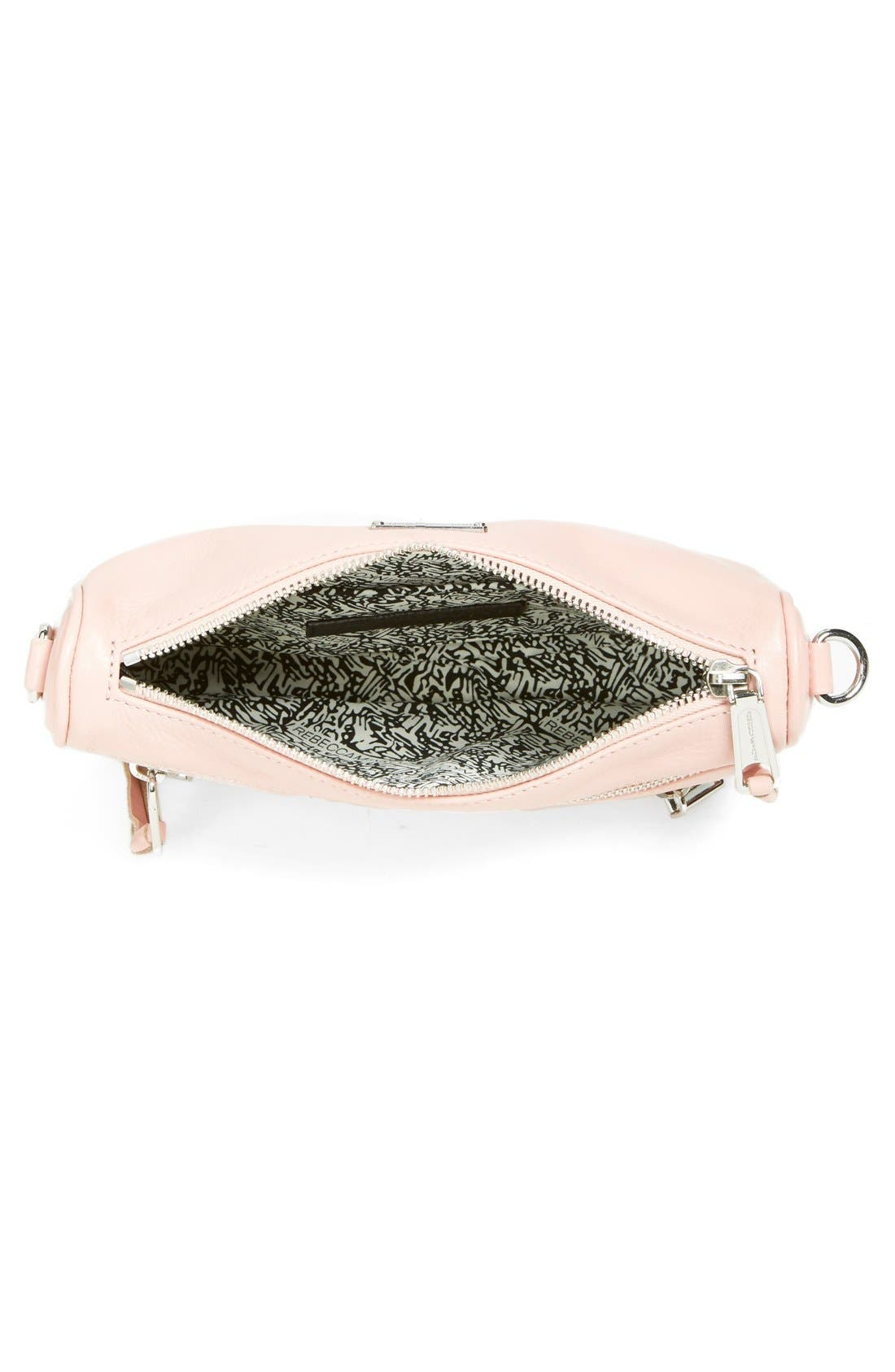 Alternate Image 4  - Rebecca Minkoff 'Mini 5 Zip' Convertible Crossbody Bag