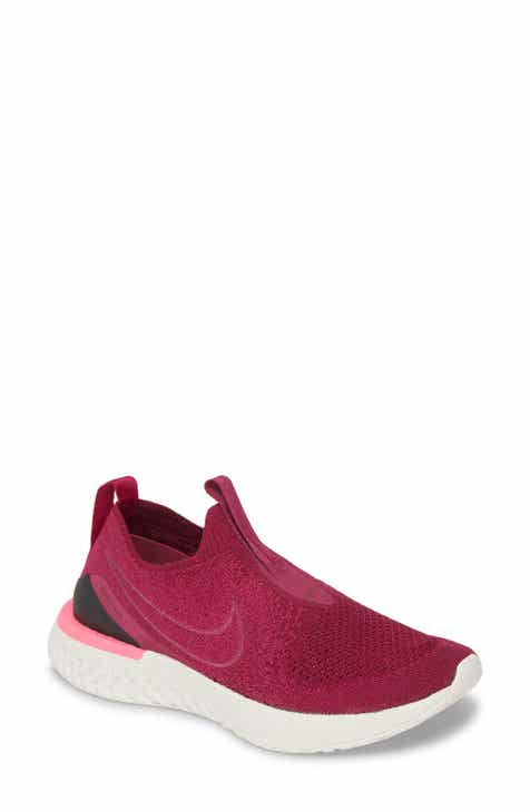 Nike Epic Phantom React Flyknit Running Shoe (Women)