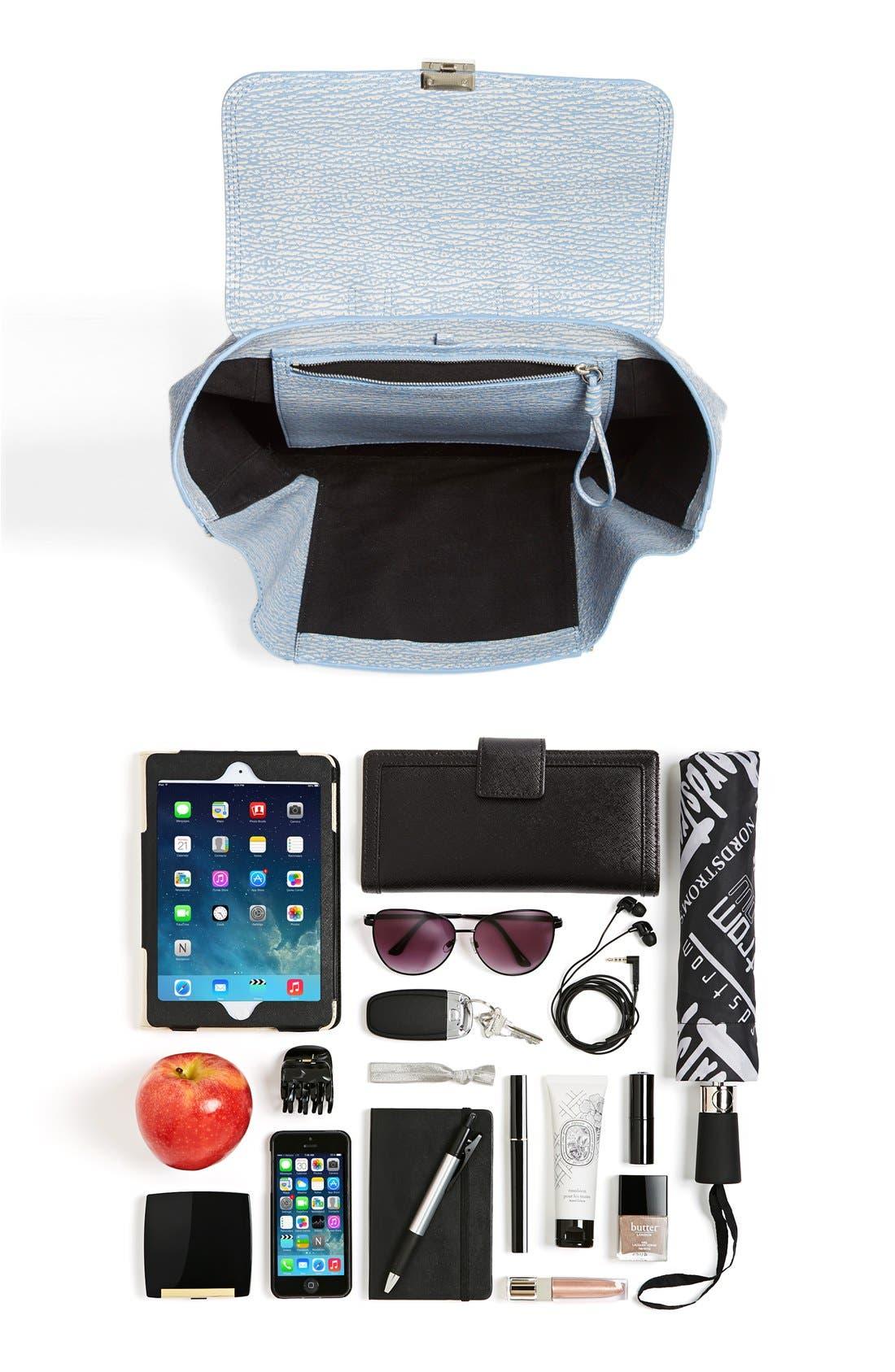 Alternate Image 4  - 3.1 Phillip Lim 'Pashli' Two-Tone Leather Backpack