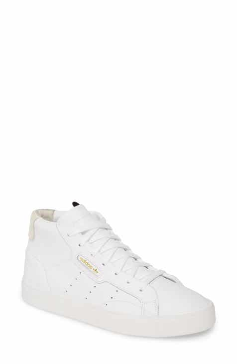 adidas Sleek Mid Sneaker (Women)