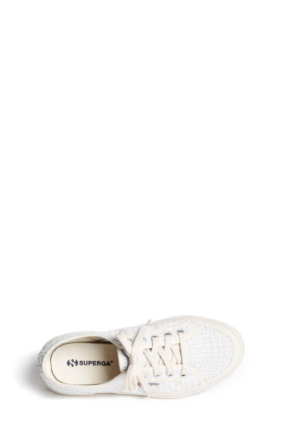 Alternate Image 6  - Superga 'Crochet' Sneaker