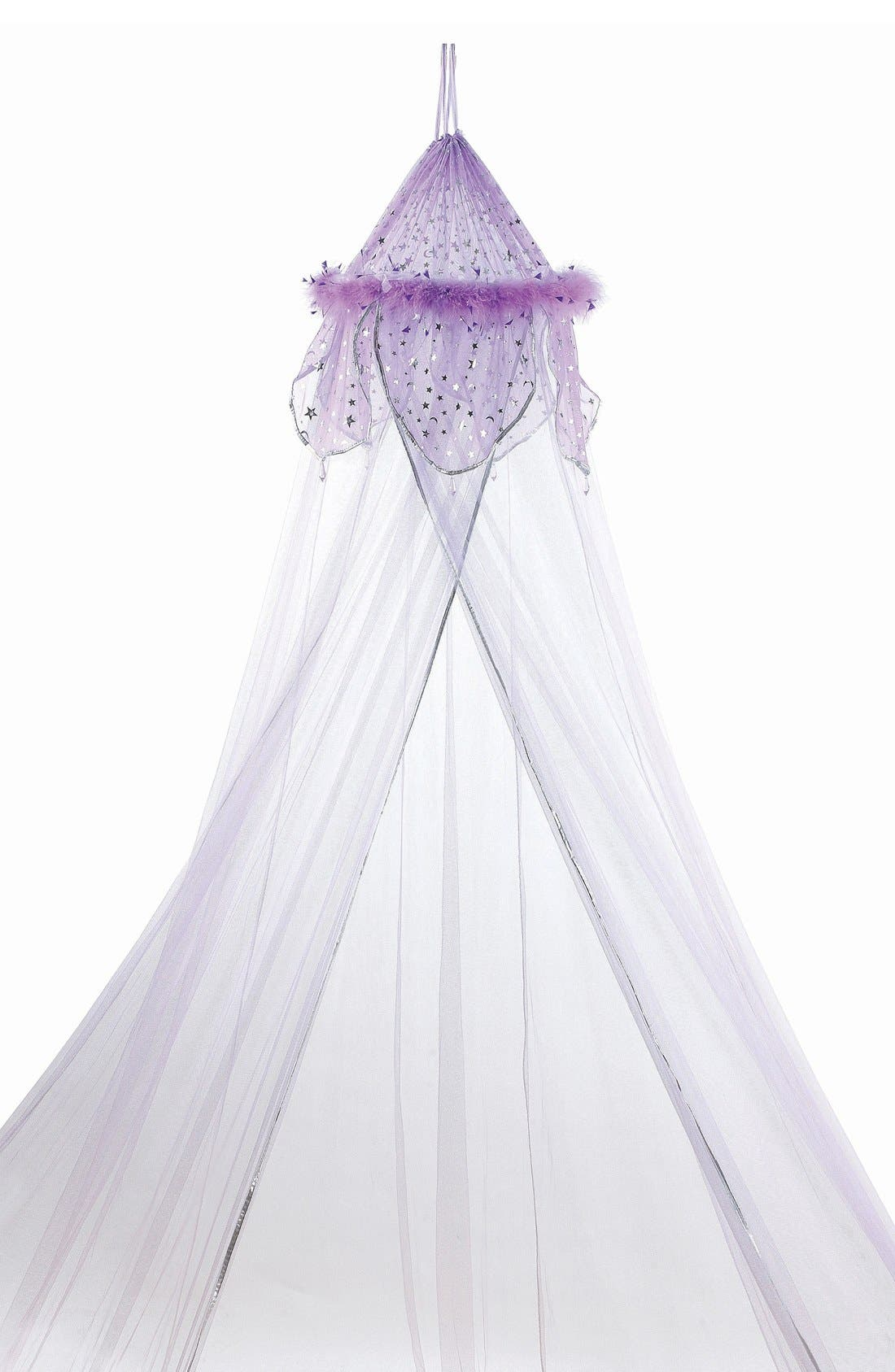 Alternate Image 1 Selected - 3C4G 'Lavender Fantasy' Bed Canopy