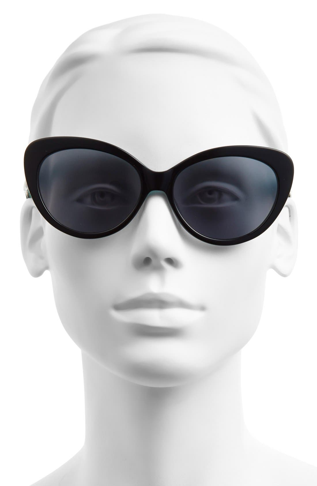 Alternate Image 2  - Lilly Pulitzer® 'Janice' 58mm Polarized Sunglasses
